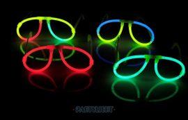 Világító szemüveg