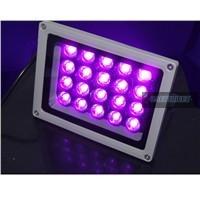 30 wattos UV LED reflektor