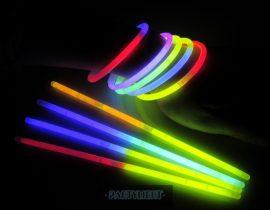Kétszínű világító karkötő 100 db